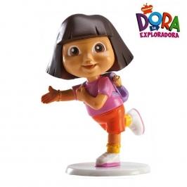Figura decorativa Dora la Exploradora 7,5cm
