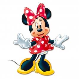 Figura Decorativa Minnie 140 cm