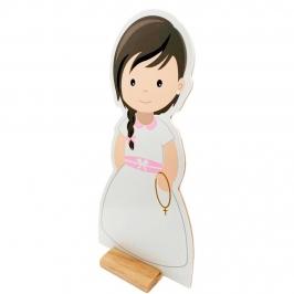 Figura Comunión Niña Anna 18 cm