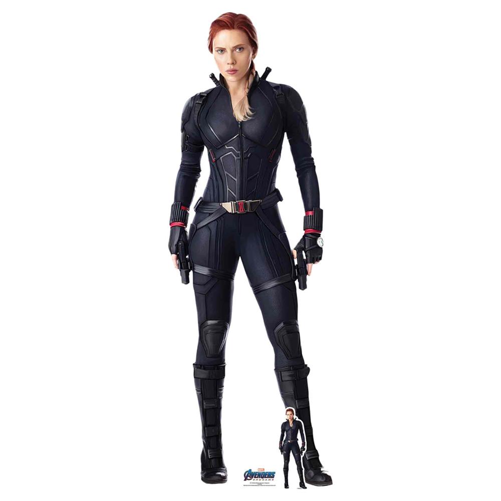 Figura para photocall de Viuda Negra de Vengadores: Endgame de 170 cm