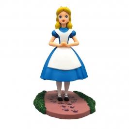Figura para Tarta Alicia en el País de las Maravillas 11 cm