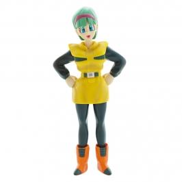 Figura para tarta de 13 cm de Bulma, de Dragon Ball