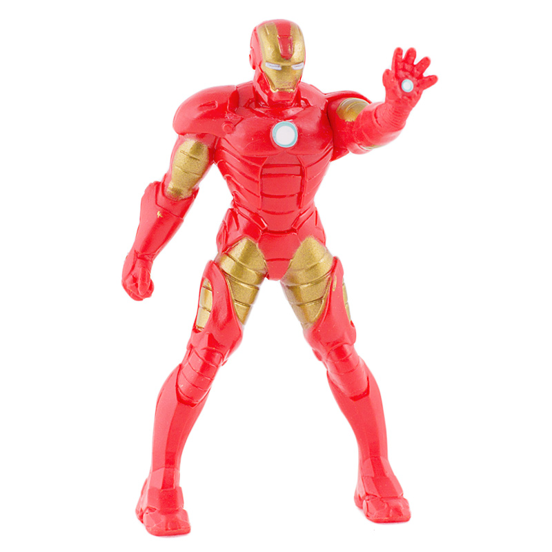 Figura para tarta Los Vengadores Iron Man - My Karamelli