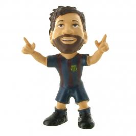 Figura para Tarta Messi Celebrando Gol 6 cm