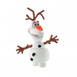 Figura para tarta Olaf Frozen 6x5cm