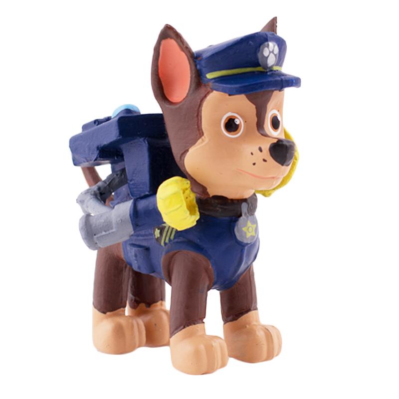 Figura para tarta patrulla canina chase my karamelli - Imagenes de la patrulla canina ...