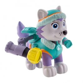 Figura para tarta Patrulla Canina Everest - My Karamelli
