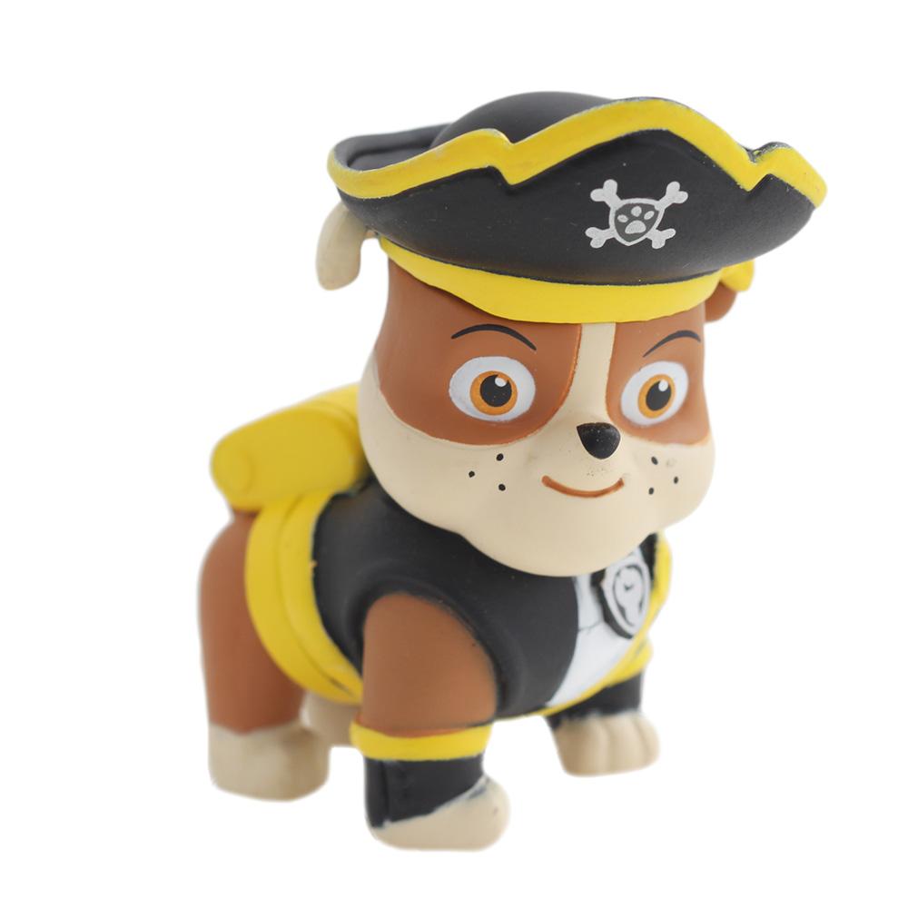 Figura para tarta Patrulla Canina Rubble - My Karamelli
