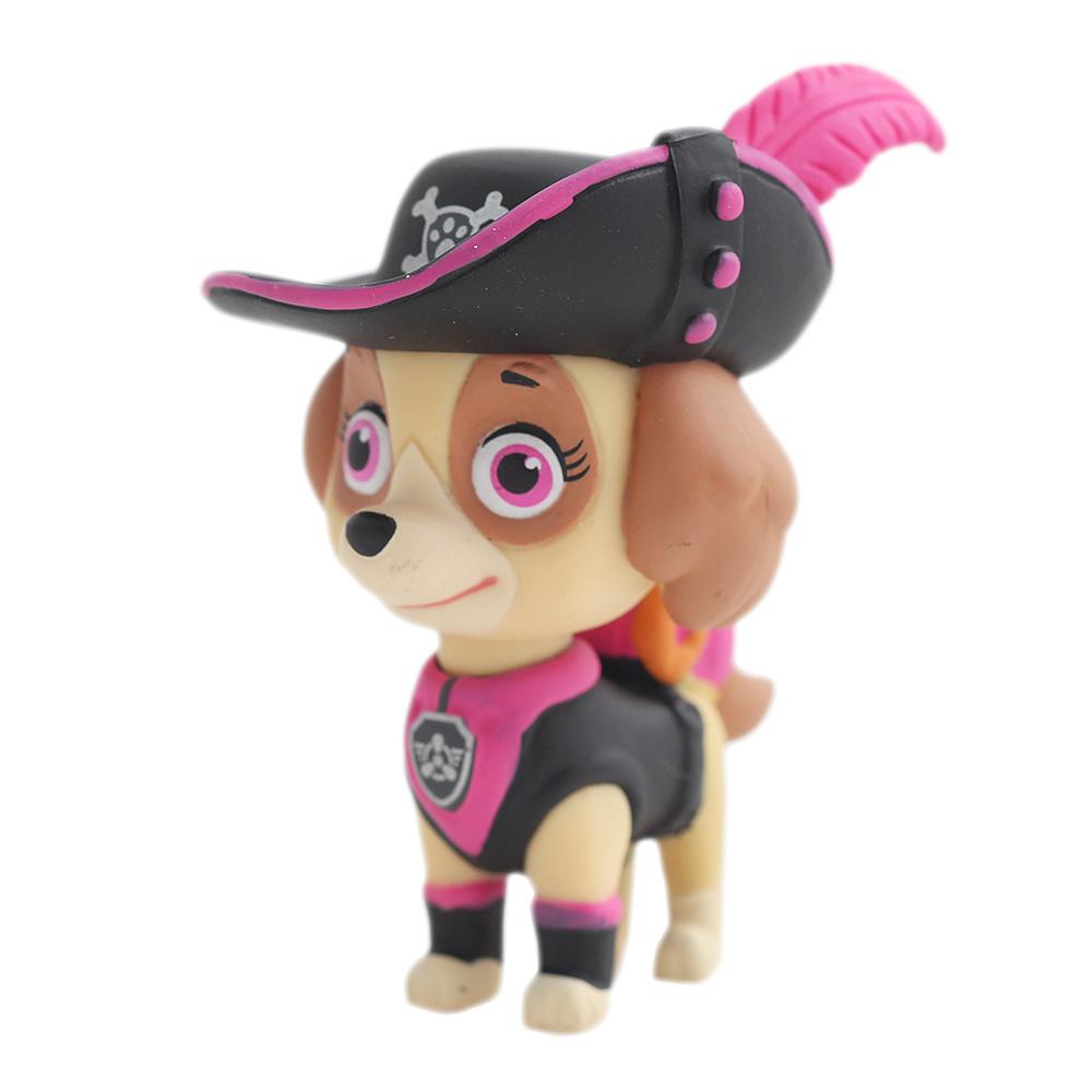 Figura para tarta Patrulla Canina Skye