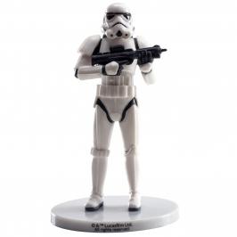 Figura para tarta Star Wars Soldado imperial 8cm