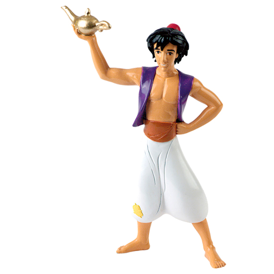 Figura para Tartas Aladdin