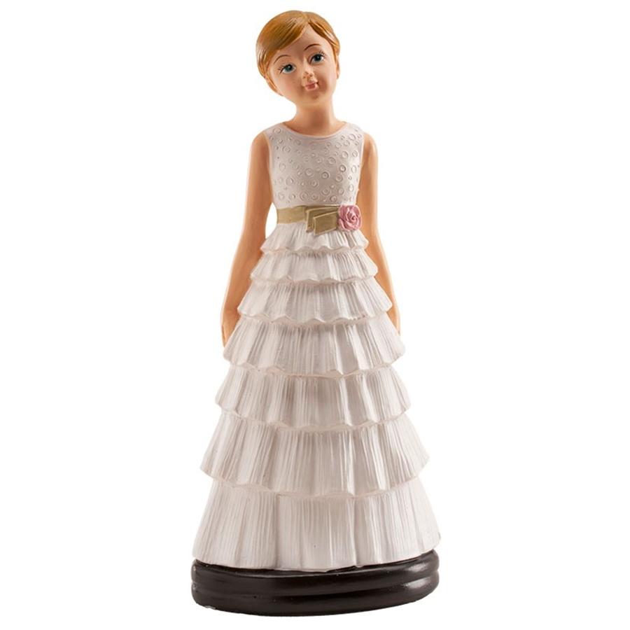 Figura para Tartas Chica Comunión 14 cm