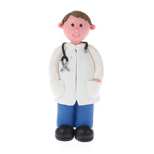 Figura para tartas Doctor
