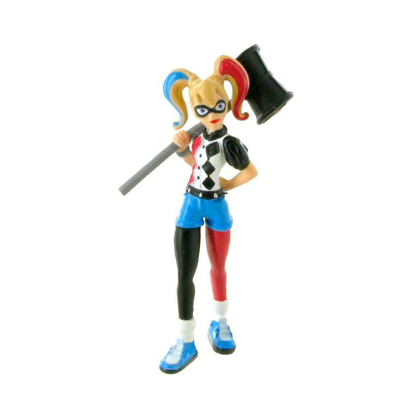 Figura para Tartas Harley Quinn - Comprar Online {My Karamelli}