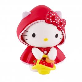 Figura para tartas Hello Kitty Caperucita Roja - My Karamelli