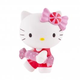 Figura para tartas Hello Kitty con caramelos - My Karamelli