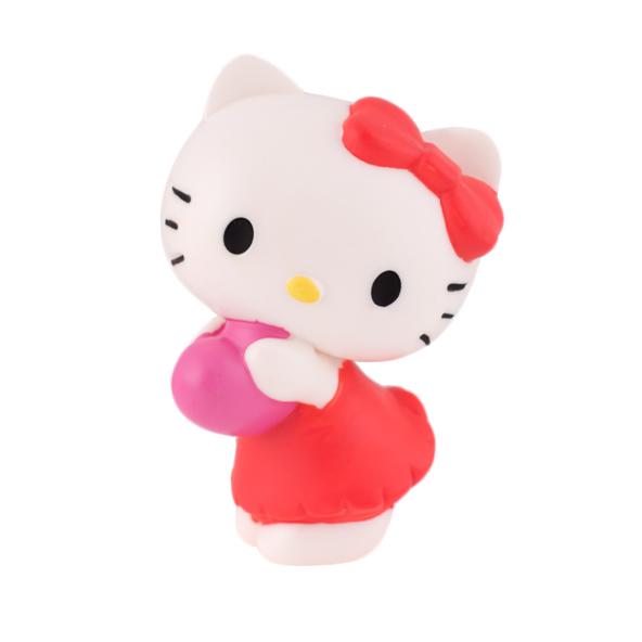Figura para Tartas Hello Kitty con Corazón - My Karamelli