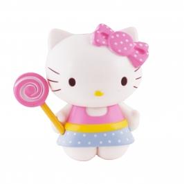 Figura para tartas Hello Kitty con piruleta - My Karamelli