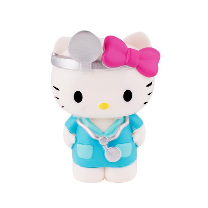 Figura para Tartas Hello Kitty Doctora - My Karamelli