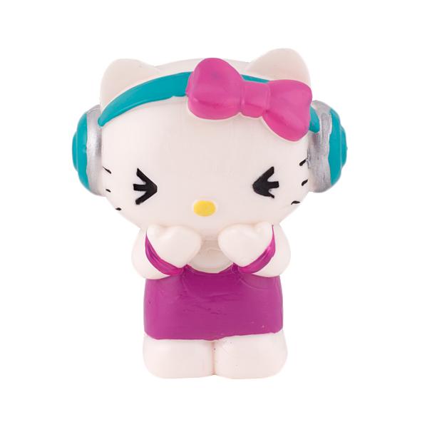 Figura para Tartas Hello Kitty Escuchando Música - My Karamelli