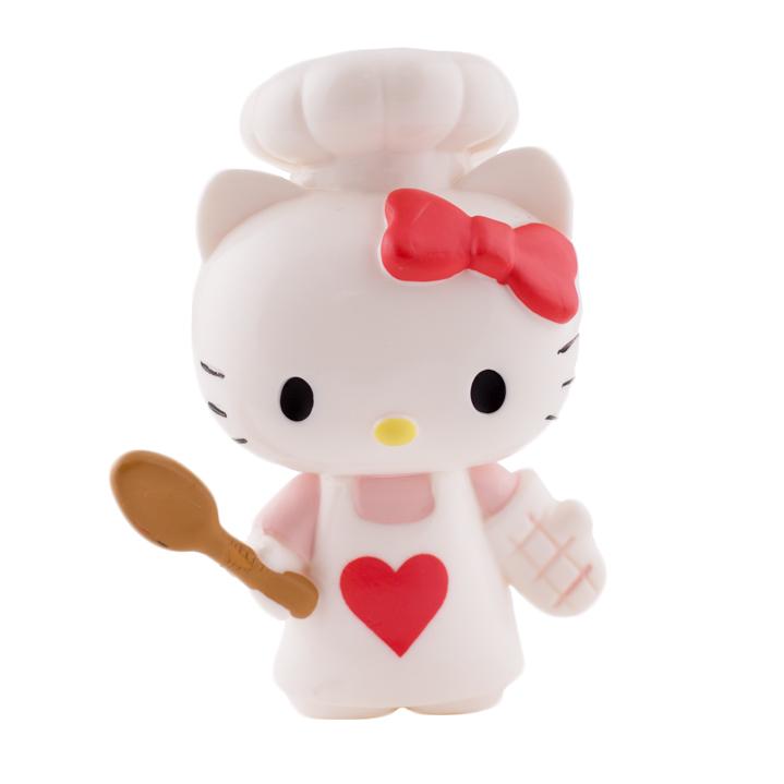 Figura para Tartas Hello Kitty Pastelera - My Karamelli
