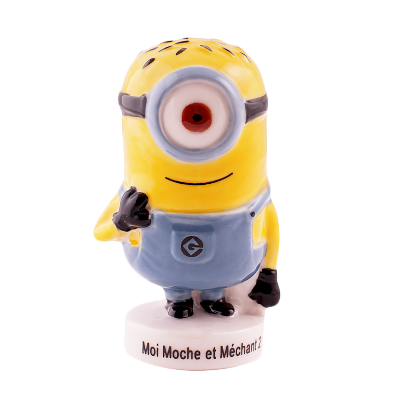 Figura para tartas Minion