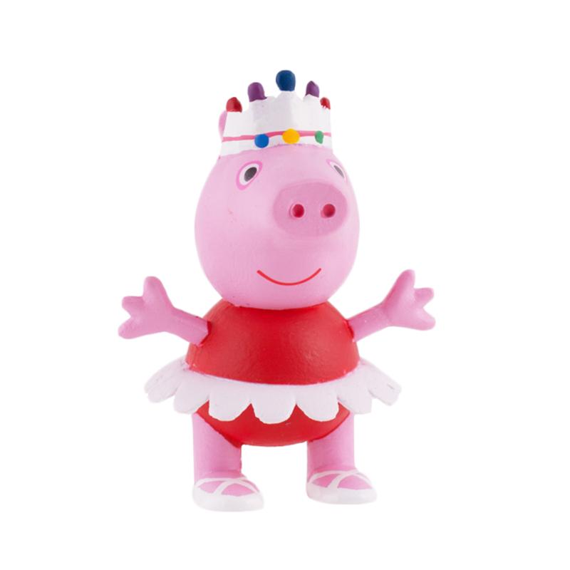 Figura para tartas Peppa Pig bailarina - My Karamelli