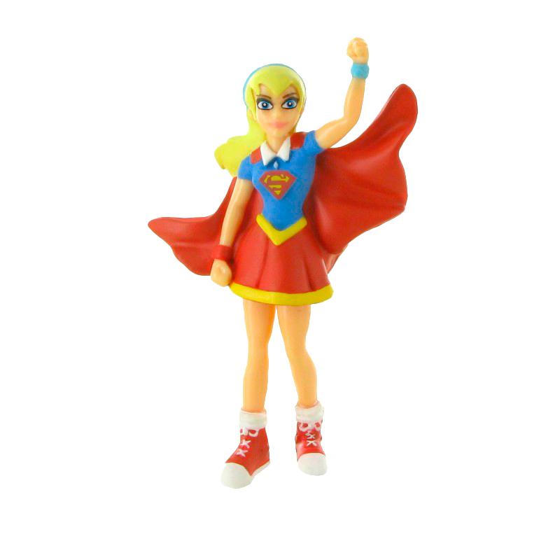 Figura para Tartas Supergirl
