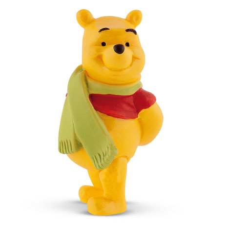 Figura para tartas Winnie the Pooh y Conejo