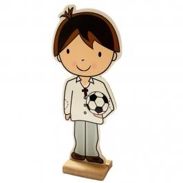 Figura Comunión Niño Erik 18 cm