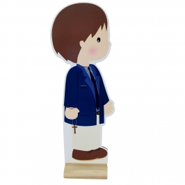 Figura Comunión Niño Ramón 18 cm