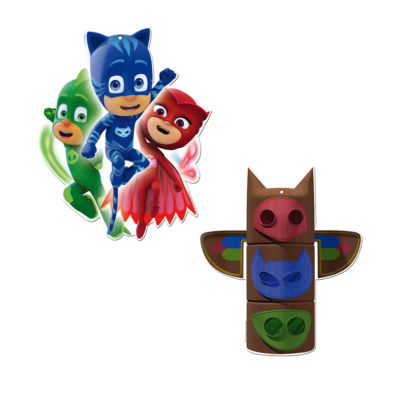 Figuras decorativas Pj Masks
