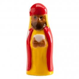 Figurita Roscón de Reyes Rey Baltasar
