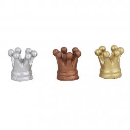 Figuritas Roscón de Reyes Coronas de Reyes