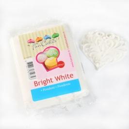 Fondant Funcakes Blanco Brillante 250gr