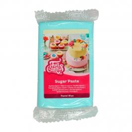 Fondant Funcakes Azul Pastel 250gr