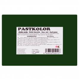 Fondant PastKolor Verde Acebo 1 Kg - My Karamelli