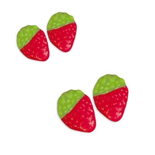Fresas de gominola 1 Kg - My Karamelli