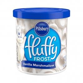 Frosting con sabor a nube de vainilla de 340 gramos