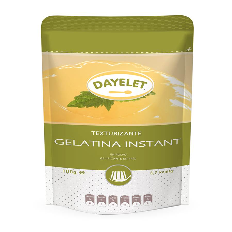 Gelatina Instant (Texturizante) 100gr
