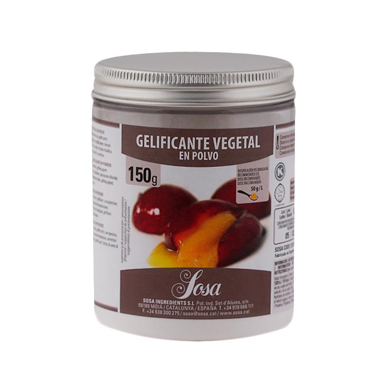 Gelatina Vegetal en polvo 150 gr Home Chef