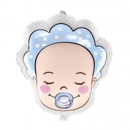 Globo Bebé Azul 45 cm