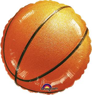 Globo de pelota de baloncesto