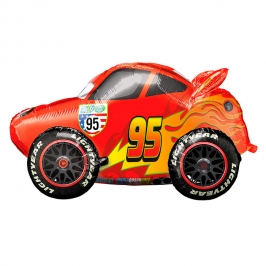 Globo Cars Rayo McQueen Gigante