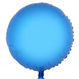 Globo circular Azul 46cm