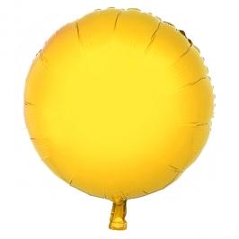 Globo Circular Oro 46