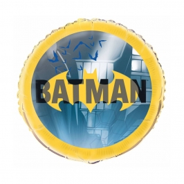 Globo de Foil Batman 45 cm