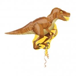 Globo de Foil Dinosaurio 100 cm