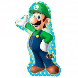 Globo de Foil Luigi