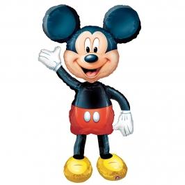 Globo de Foil Mickey Mouse 132cm